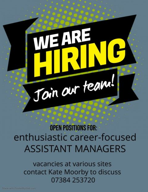 Image for Join Our Team
