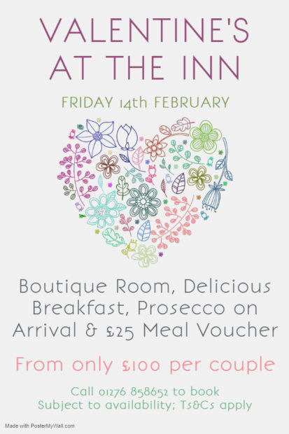 Image for Valentine's at the Inn!