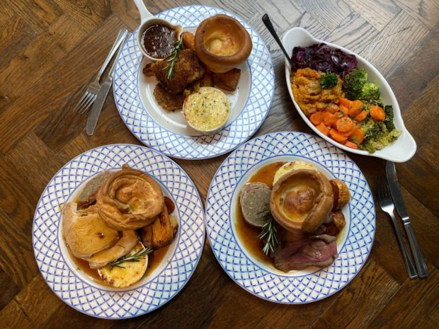 Image for Sunday Roasts with all the trimmings