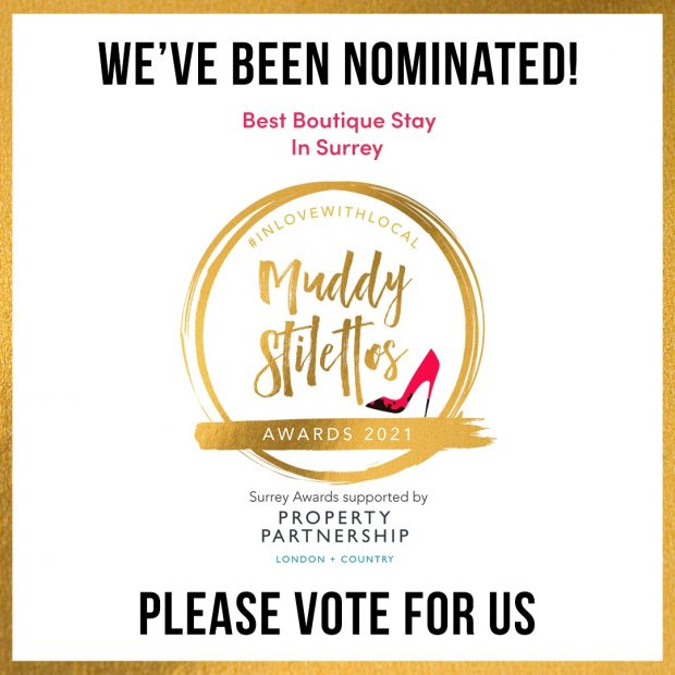 Image for Please nominate us!