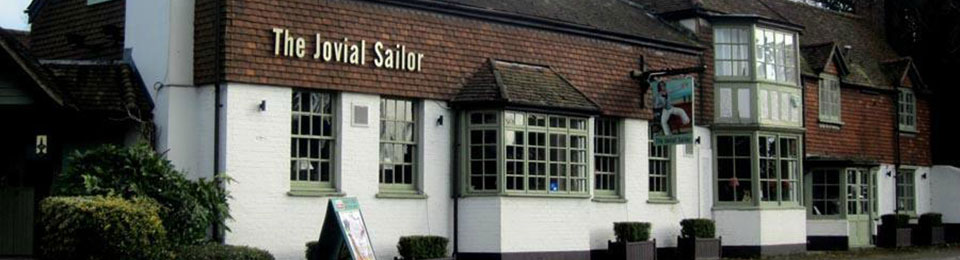 The Jovial Sailor - Ripley, Surrey