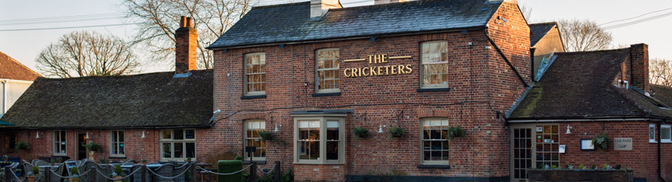 The Cricketers - Horsell, Surrey