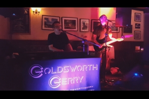 Image for Live music with Goldsworth Gerry