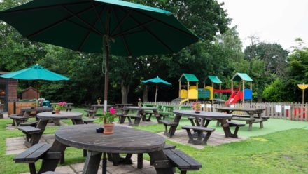 Photo of Our Pub Garden