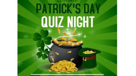 St Patrick's Day Charity Quiz Night