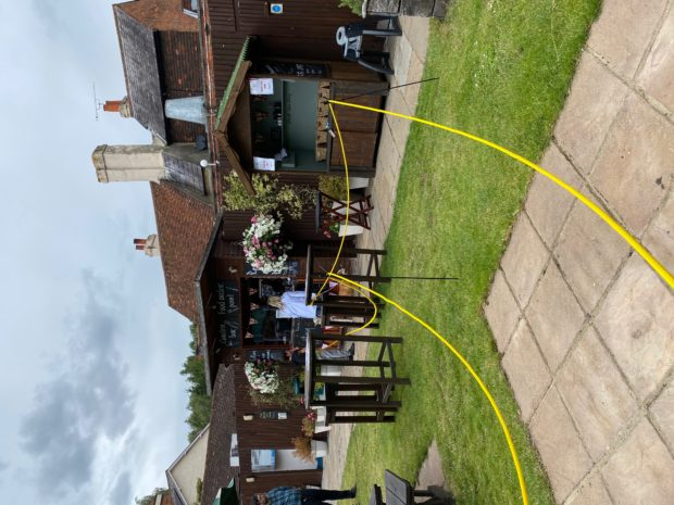 Image for Our Pub Garden