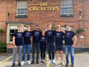 Image for Meet The Cricketer's Mudders!