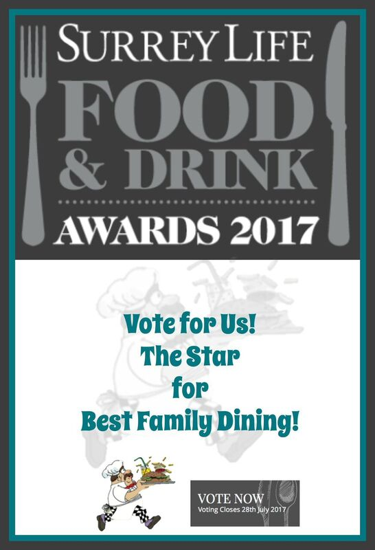 Vote for us in the surrey life food drink awards 2017 for Cuisine 2017 restaurant awards