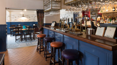 The Star - Interior - Bar