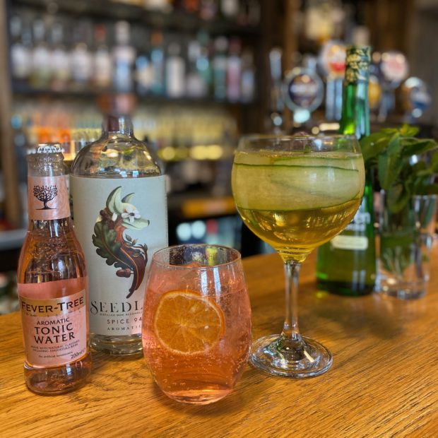Image for Go Alcohol Free with our Mocktails
