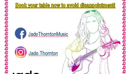 Jade Thornton @ The Rose & Crown