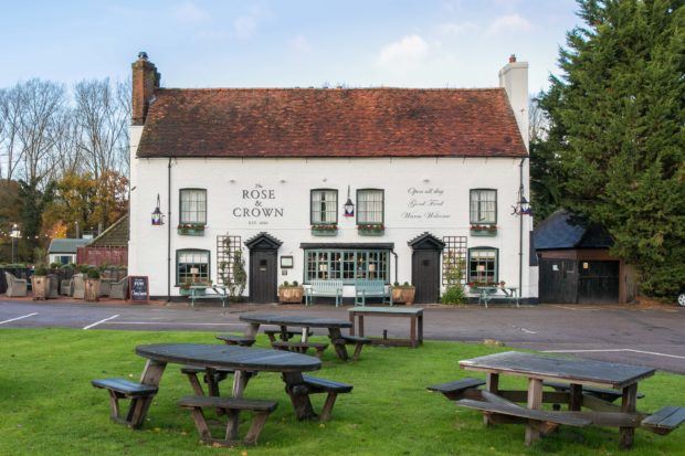 Image for About The Rose and Crown