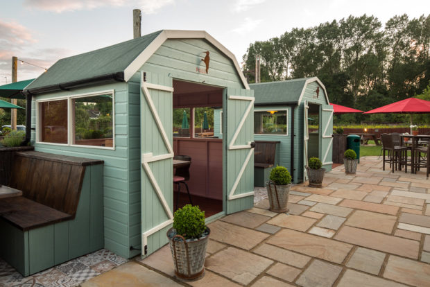 Image for Our Dining Huts