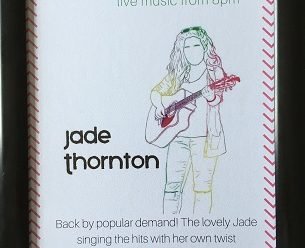 Live Music with Jade Thornton Music