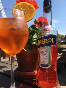 Image for Cool off with an Aperol Spritz