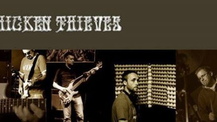 Live Music with The Chicken Thieves