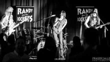 Live Music with Randy & The Rockets