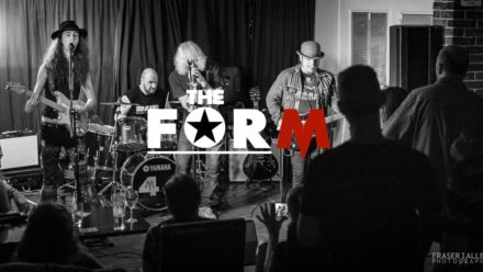Live Music with The Form