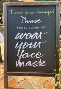 Image for Face Coverings must be worn!