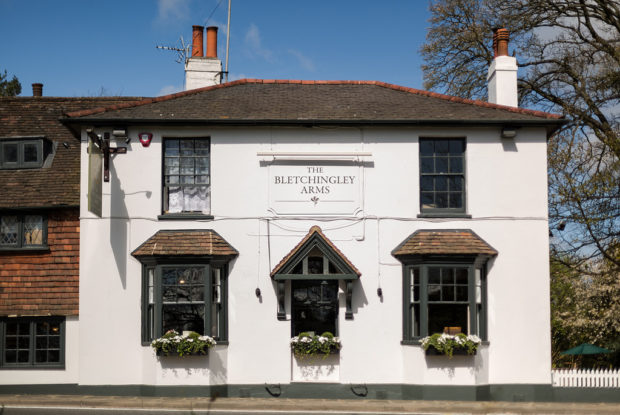 Image for About The Bletchingley Arms
