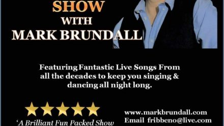 Image for Live Music with Mark Brundell