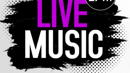 Live Music with Eden Hunter