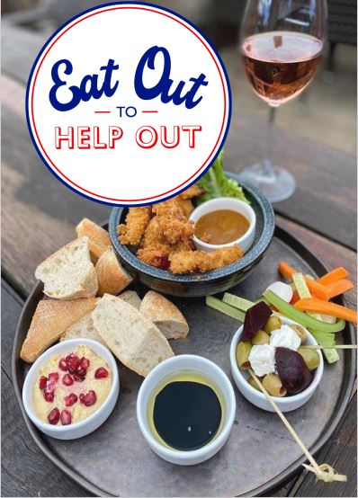 Image for Eat Out to Help Out Scheme- 50% off this August!