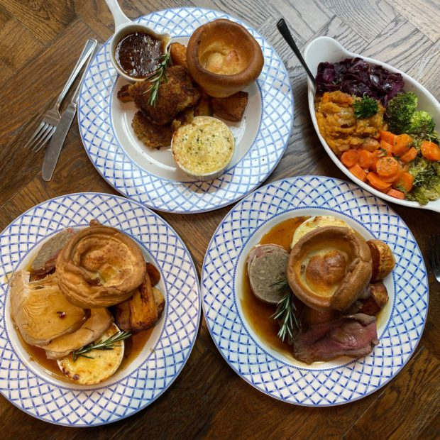 Image for Now serving our Sunday Roasts until 8pm!