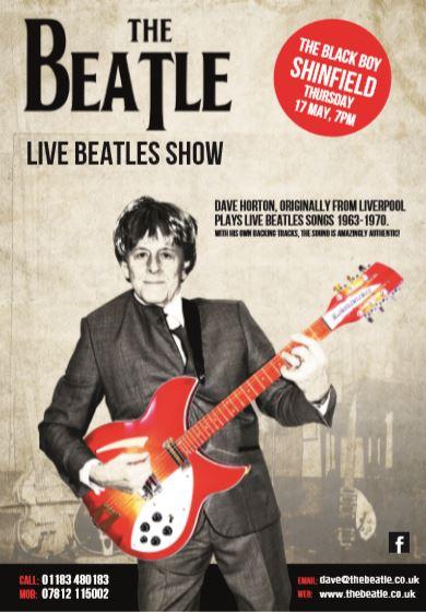 The Beatle Man