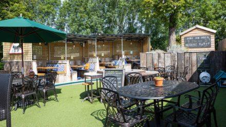 Photo of Our Pub Garden