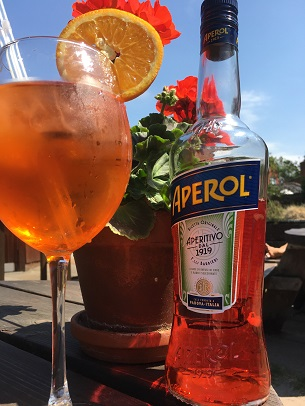 Image for Cool off with an Aperol