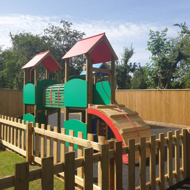 Image for Play Area Now Open!